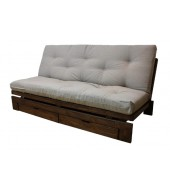 Hastings Bi-fold Futon