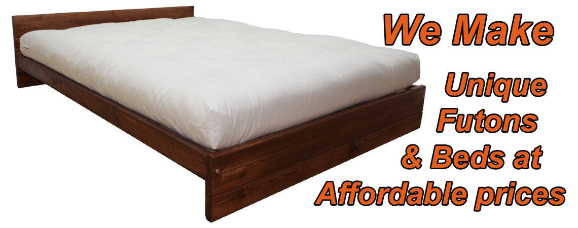 Futons and futon mattress supplier funky futon - Funky bed frames ...