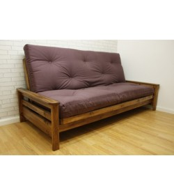 Bi fold Plus Wool Luxury Futon Mattress