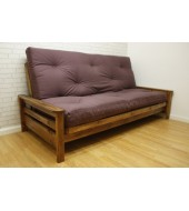 Bi fold Cotton Deluxe Futon Mattress
