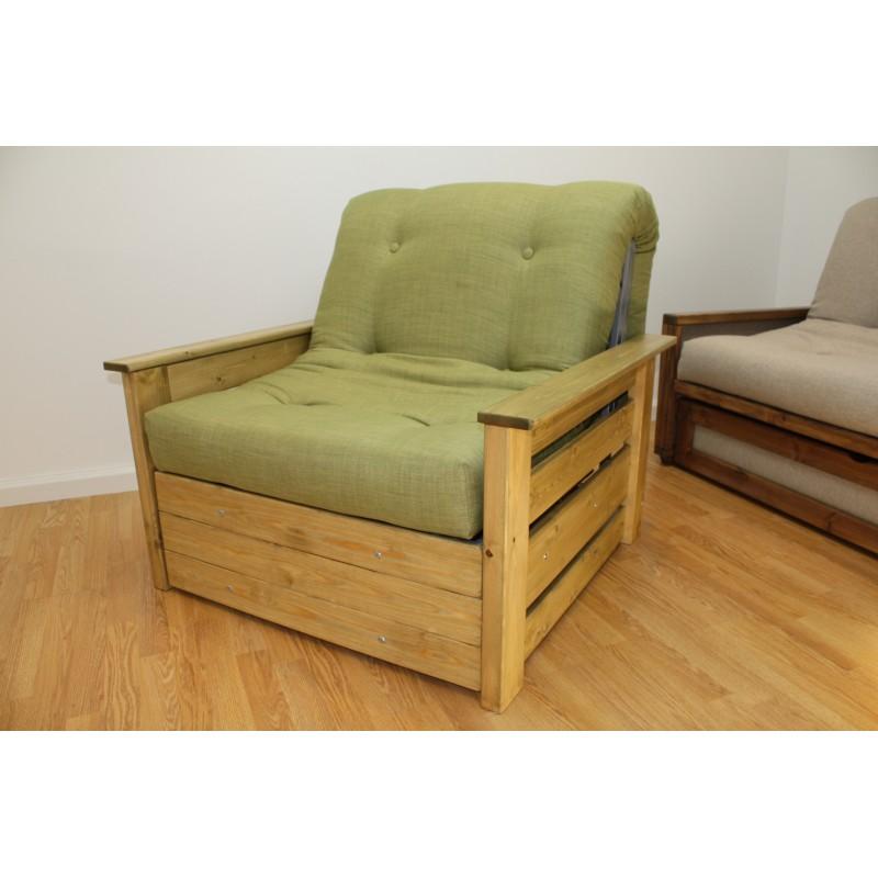 ... Edinburgh Chair Bed + Storage ...
