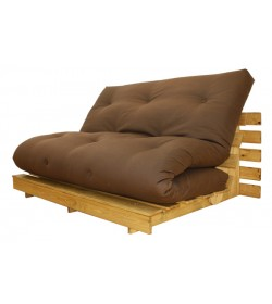 Explorer Double Pine Futon