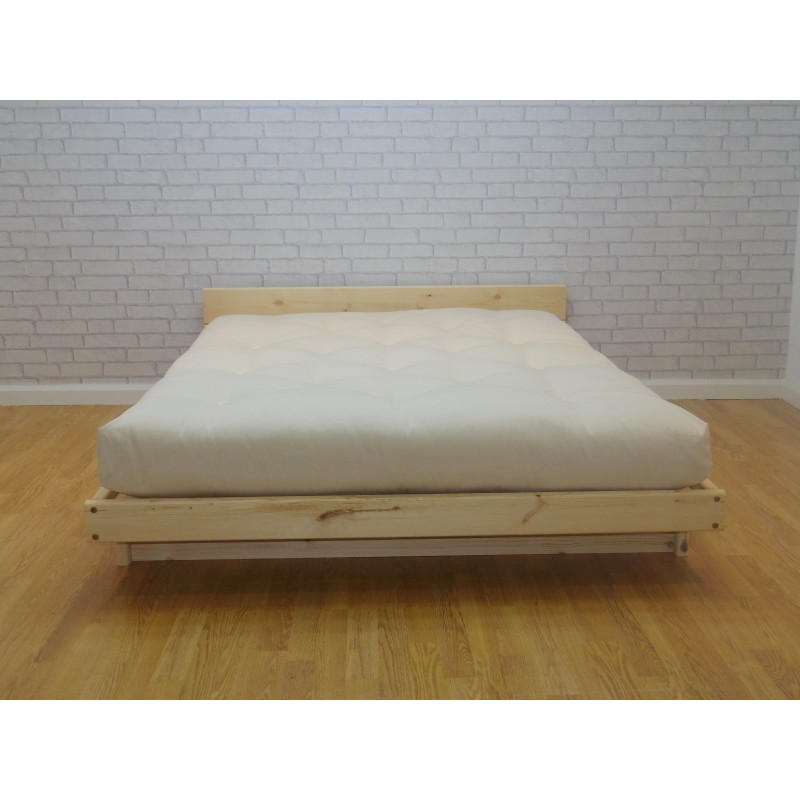 Kyoto futon bed for Low level sofa bed