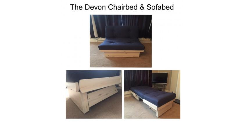 The Devon Chairbed U0026 Sofabed